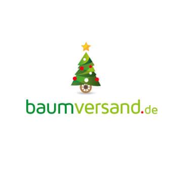 weihnachtslogo baumversand.de