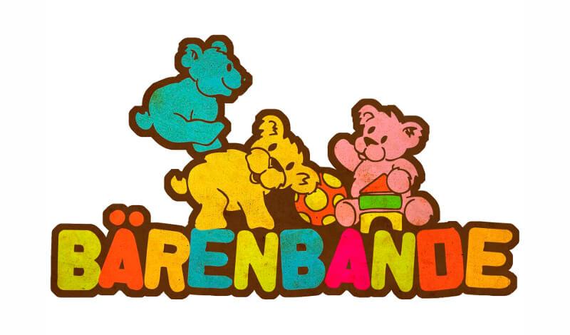 Kindergarten Logo Bärenbande 433912