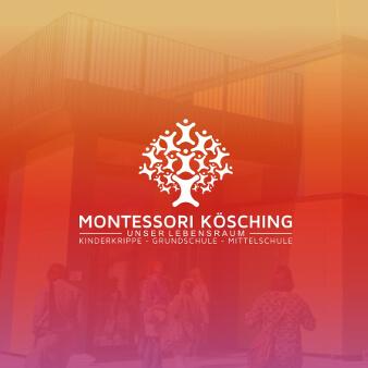Kindergarten Logo Design Montessori Kösching 456355