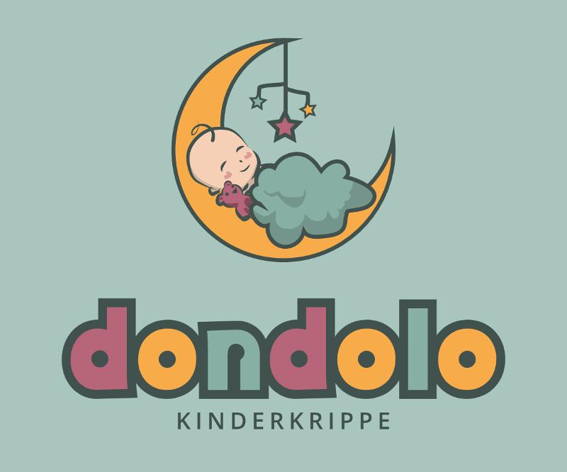 Kita Logo Dondolo Kinderkrippe 165896