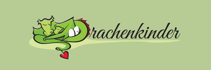 Logo Design Kindergarten Drachenkinder 898394