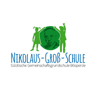 Nikolaus Groß Schule Bösperde Schullogo 357791