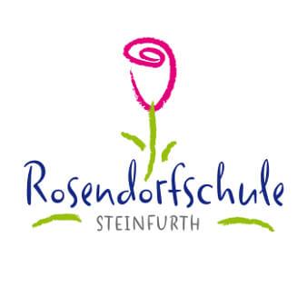 Schule Logo Rosendorfschule Steinfurth 648111