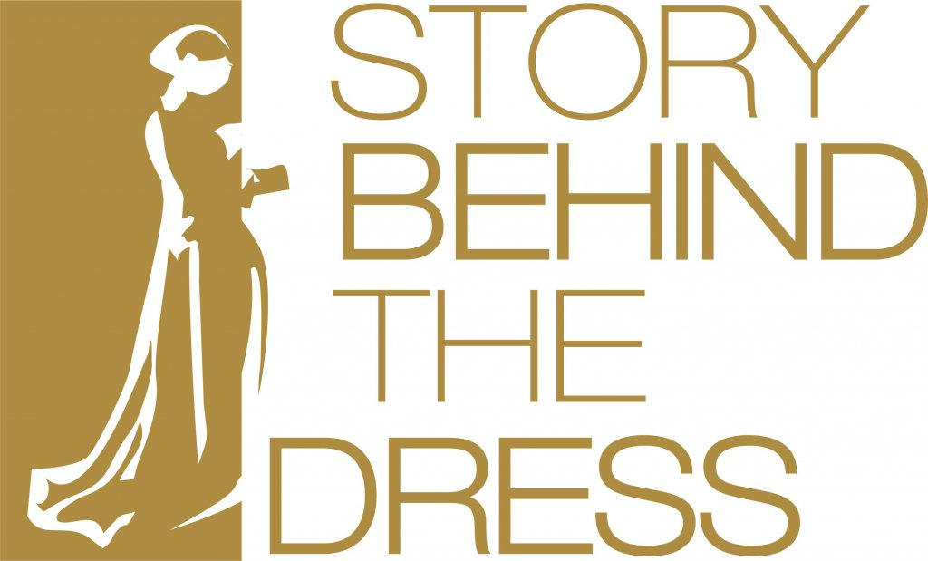 Story behind the dress Logo-Design
