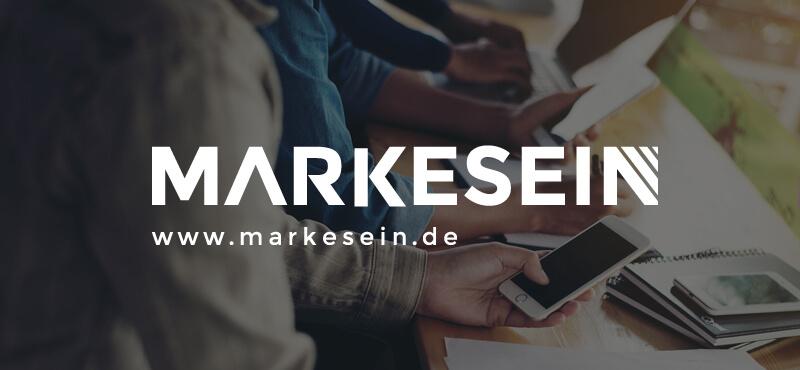 Agentur Logo Markesein