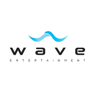 Agentur Logo Wave Entertainment Mediaagentur