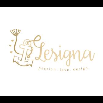 Designagentur Logo Lesigna