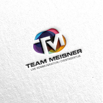 Eventagentur Logo Design Team Meisner