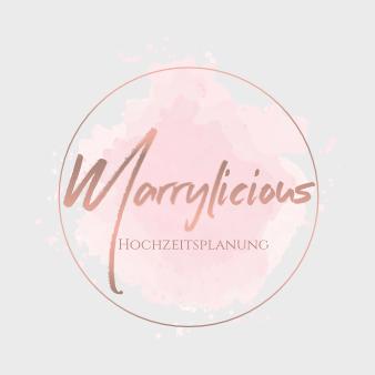 Hochzeitsagentur Logo Marrylicious