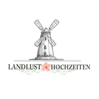 Landlust Hochzeitsagentur Logo