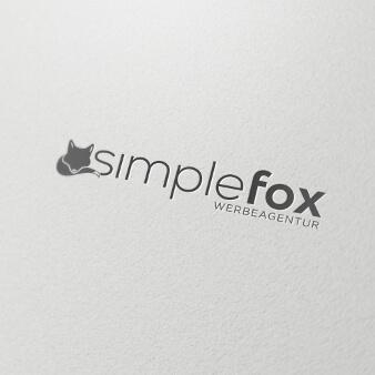 Logo Werbeagentur SimpleFox