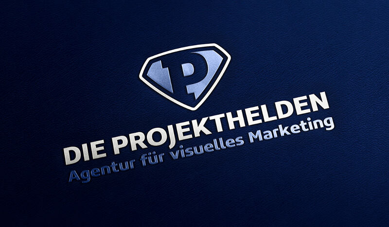 Marketingagentur Logo Design Projekthelden