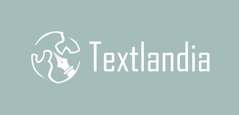 Texter Agentur Logo Textlandia