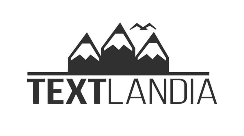 Textlandia Textagentur Logo Design