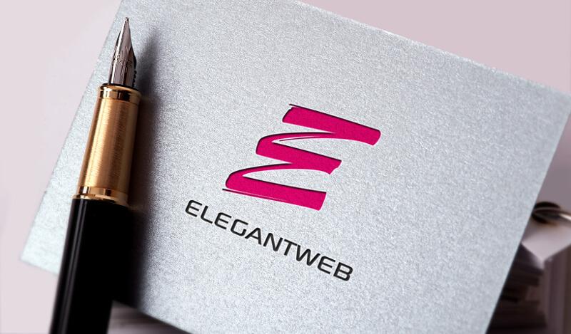 Webagentur Logo Design elegantweb