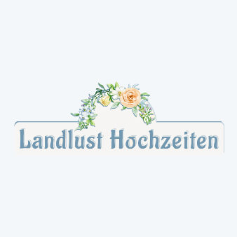Weddingagentur Logo Design Landlust