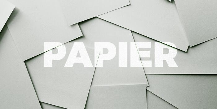 Welche Papiersorte Solltest Du Für Den Druck Deines Designs