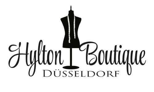 Hylton Boutique Düsseldorf Logo Design Mode Fashion Online Shop