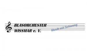 Logo Redesign Blasorchester Wissmar