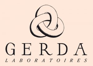 Logo Redesign Gerda Laboratoires