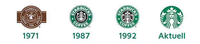 Logo Redesign Starbucks