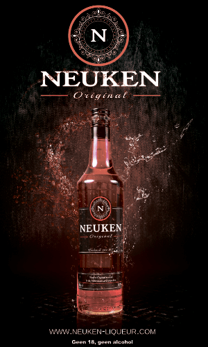 neuken plakat design likör liqueur