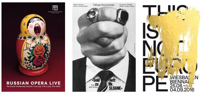 poster design plakat witzig kreativ