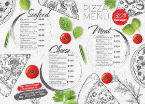 Speisekarten – worauf bei einem appetitlichen Design zu achten ist