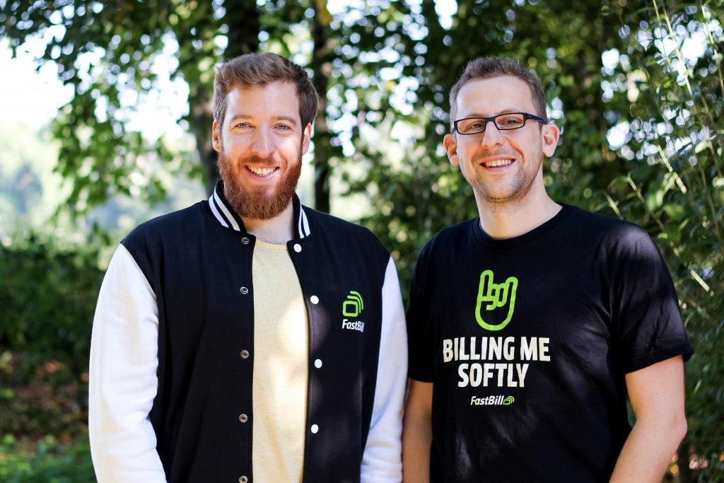 FastBill Gründer Christian Häfner