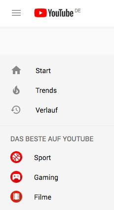 Icons YouTube Design