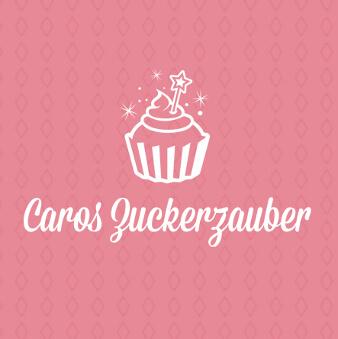 Onlineshop Logo Design Caros Zuckerzauber