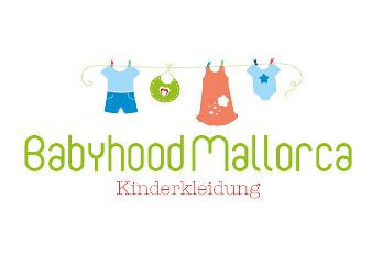 Logo Online Shop Babyhood Mallorca Kinderkleidung