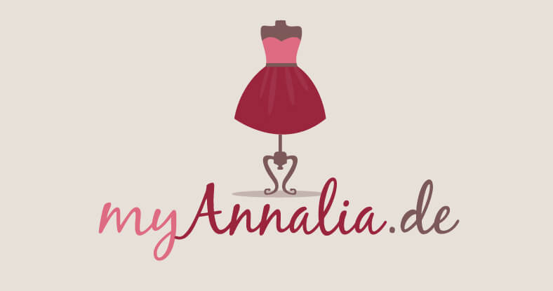 Logo Online Shop Mode Fashion myannalia.de