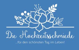 Hochzeitsschmiede Onlineshop Logo Design