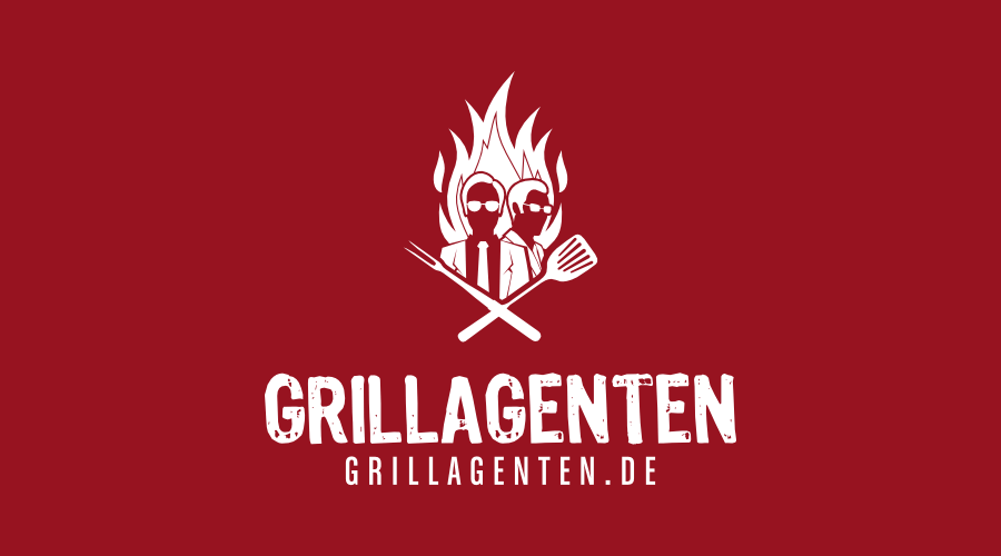 Grillagenten.de Logo Design Online-Shop