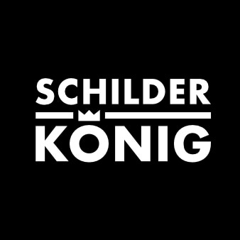 Logo Online Handel Schilder König