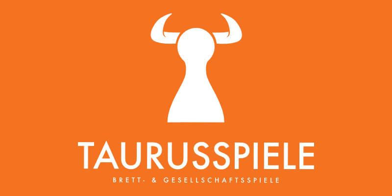Logo Onlineshop Spiele Taurusspiele