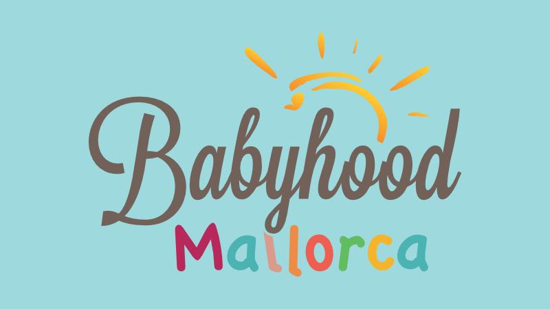 Online Shop Logo Babyhood Mallorca