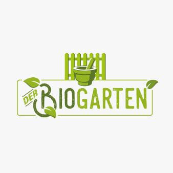 Der Biogarten Logo Online Shop Essen Food