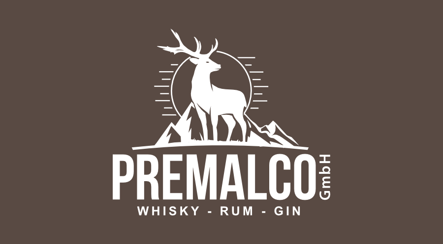 Premalco Logo Online Shop Whisky Rum Gin