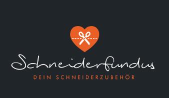 Schneiderfundus Schneiderzubehör Logo Design Online Shop Mode Fashion