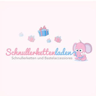 Schnullerkettenladen Online Shop Logo Design Baby