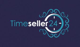 Timeseller24 Uhren Online Shop Logo Design