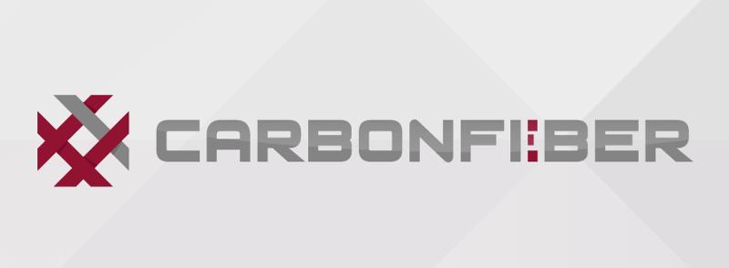 carbonfieber Logo Online Shop Auto