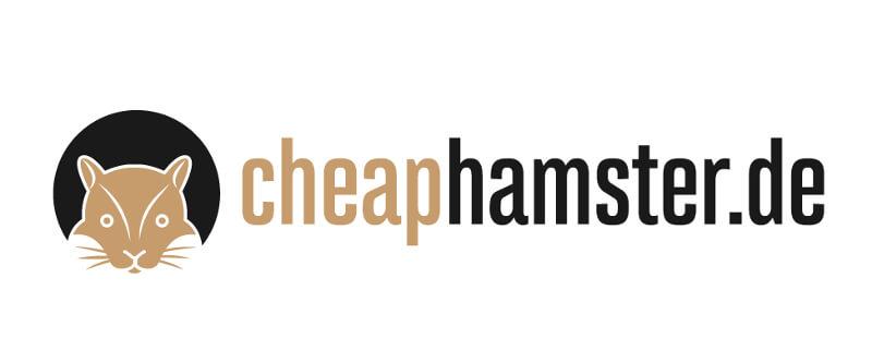 cheaphamster.de Lifestyle Online Shop Logo Design