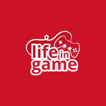 life in game logo online shop