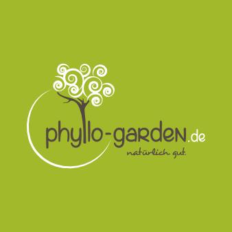 Garten Onlineshop Logo Design phyll-garden.de