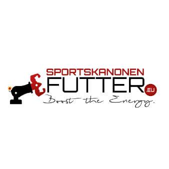 Fitness Online Shop Logo Design SportskanonenFutter.eu