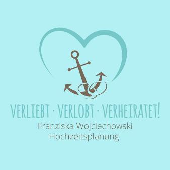 Herz-Logo Gestaltung Verliebt Verlobt Verheiratet Hochzeitsplanung Design