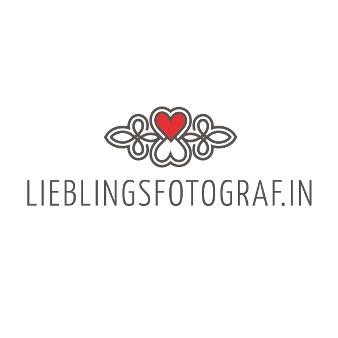 Herz Logo Fotografin Hochzeit Lieblingsfotografin